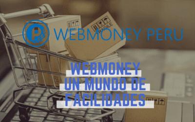 WebMoney: Un mundo de facilidades